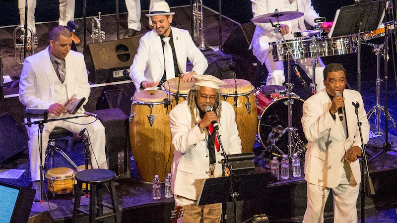 image: picture of Afro-Cuban All Stars band