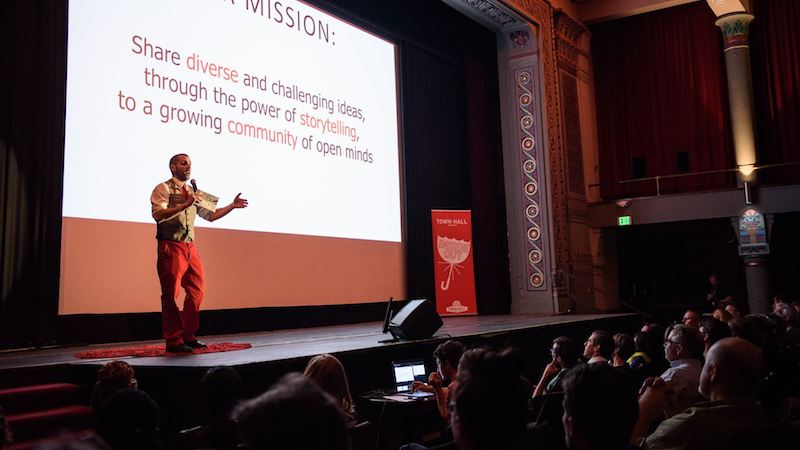Ignite Seattle - community quick talks