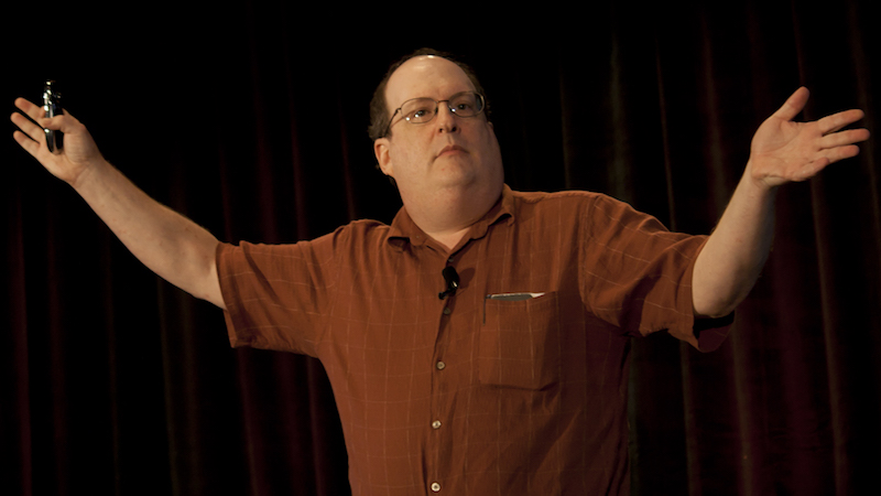 photo of UX expert Jared Spool