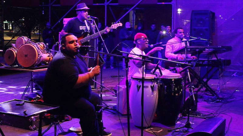 Pedrito Martinez Group Tues. and Wed. night at Jazz Alley