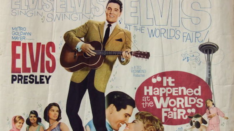 """Live commentary on """"It Happened at the World's Fair!"""" - Tues. night"""