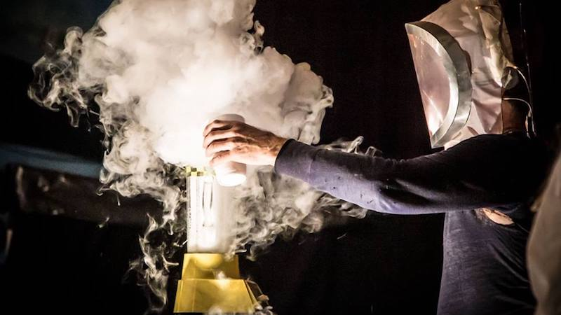 Science Night: An Evening of Drunken Experiments