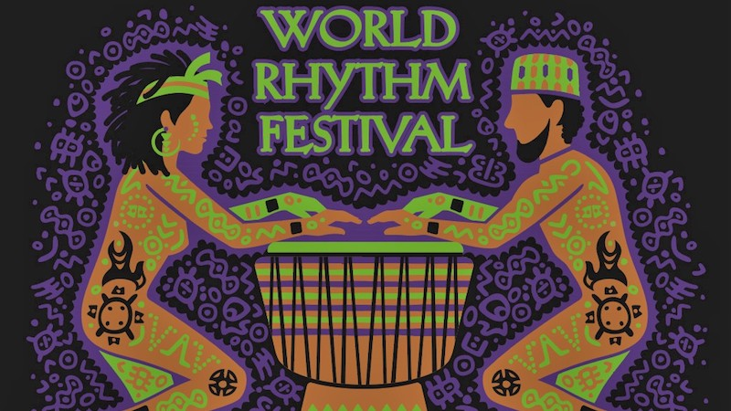 World Rhythm Festival - annual drum and dance gathering